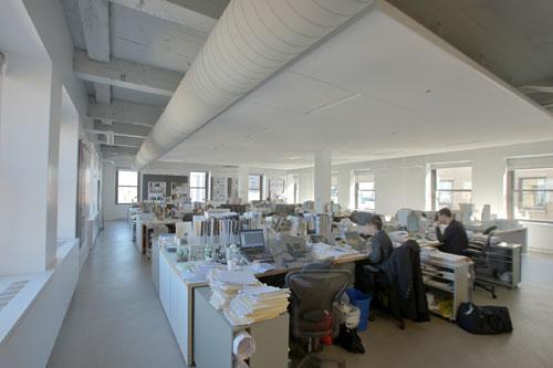 NBBJ Office | New York, NY | NBBJ